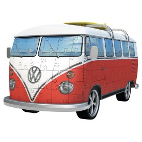Puzzle Ravensburger Furgoneta Volkswagen 3D