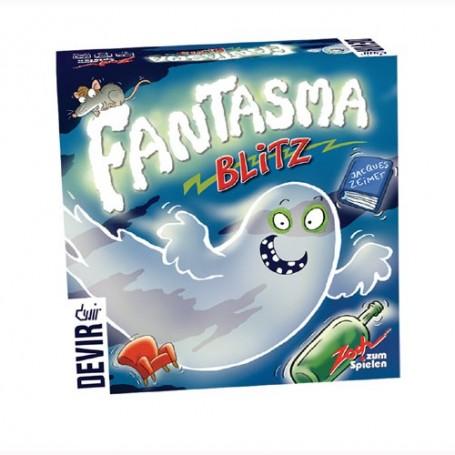 Fantasma blitz, Juego de Mesa
