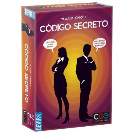 Código Secreto, Juego de Mesa
