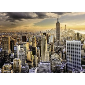 Puzzle Ravensburger Majestuosa New York de 1000 piezas