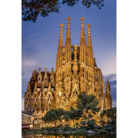 Puzzle Educa Sagrada Familia 1000 piezas