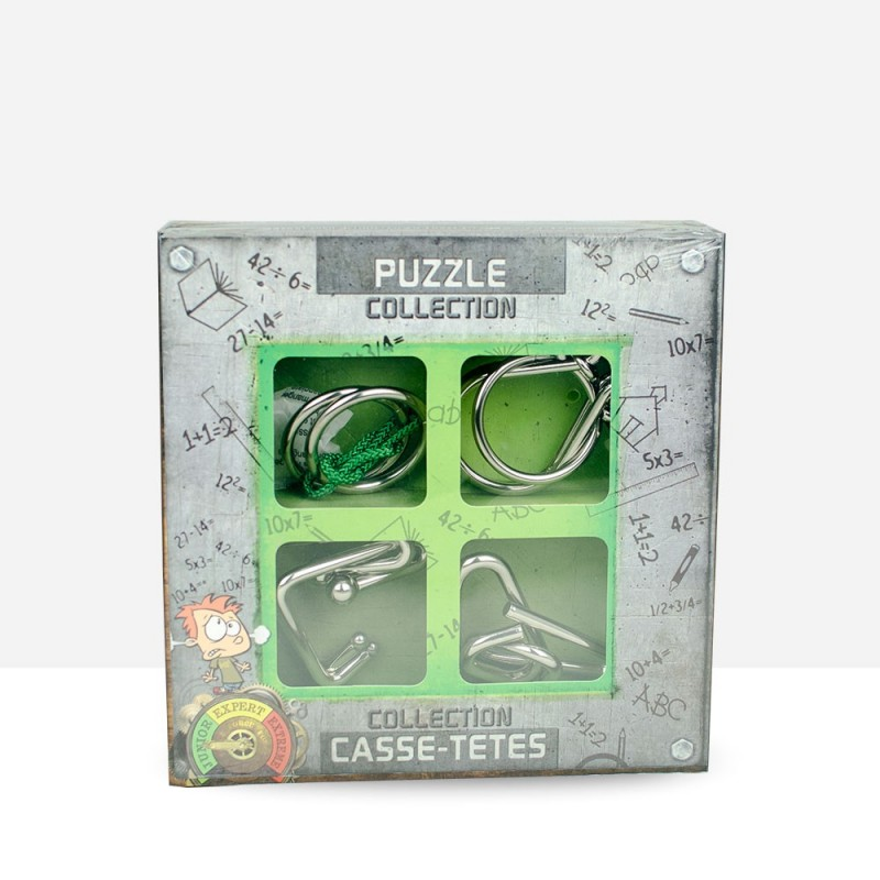 Puzzle Collection Junior Metal