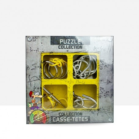 Puzzle Collection Expert Metal