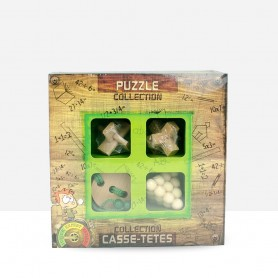 Puzzle Collection Junior Madera