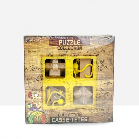 Puzzle Collection Expert Madera