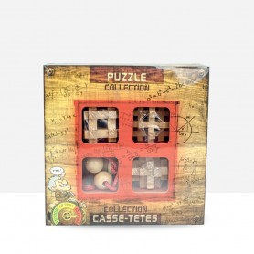 Puzzle Collection Extreme Madera