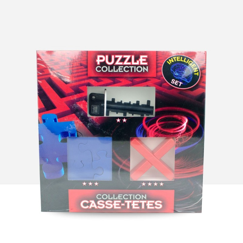 Intelligent Set Puzzle Collection