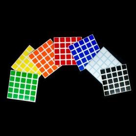 Z-Stickers 5x5x5 V-Cube Original SSB/SSW