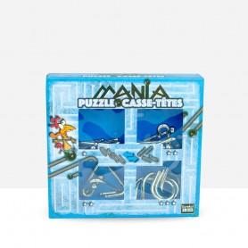 """Puzzle Mania """"Chicken"""" Azul"""