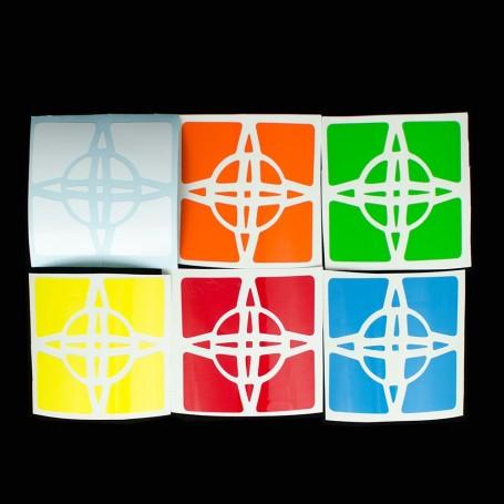 Sticker MoYu Wheel of Time