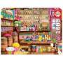 Puzzle Educa Tienda de dulces de 1000 piezas