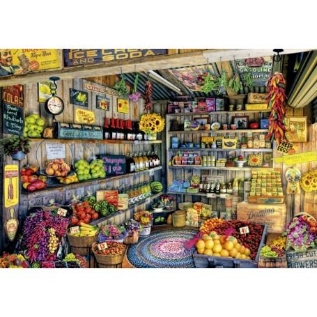 Puzzle Educa Tienda de comestibles 2000 piezas