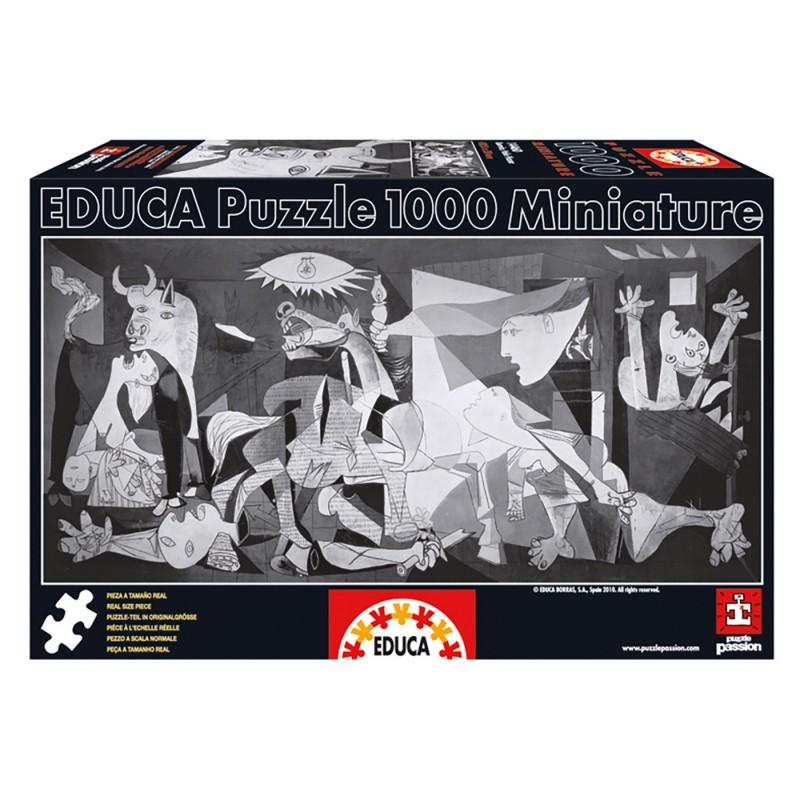 Puzzle Educa Guernica, Pablo Picasso (Mini) 1000 piezas