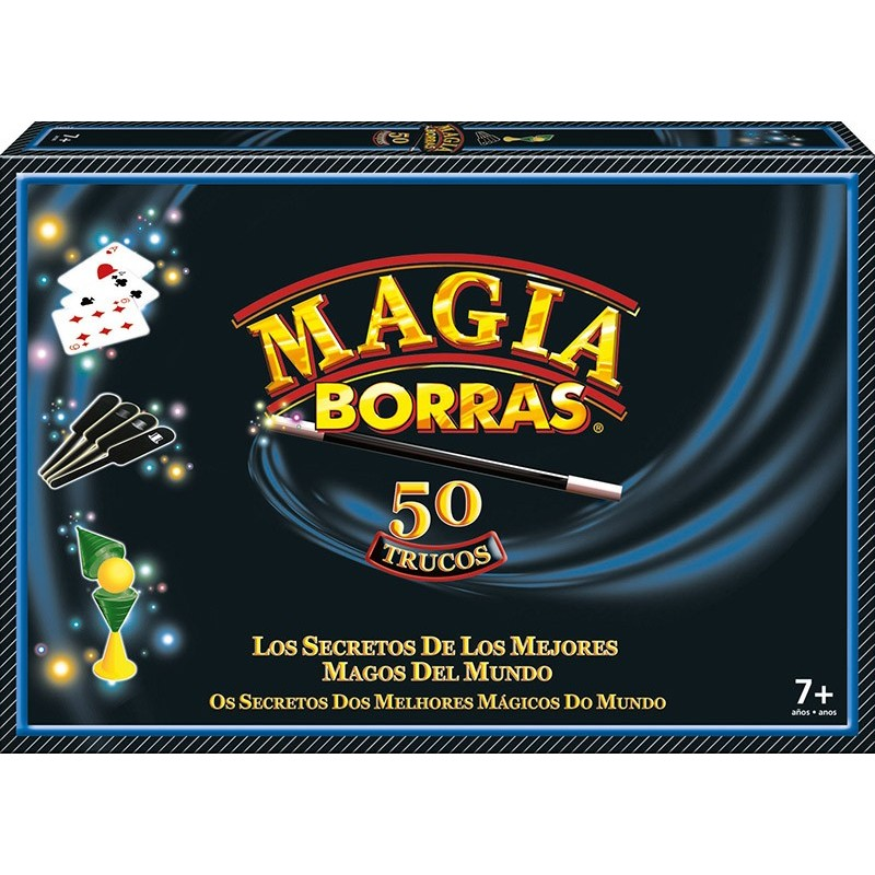 Magia Borrás 50 trucos - Educa Borrás