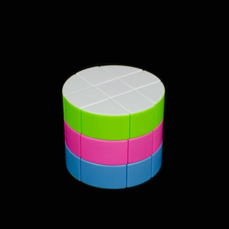 Z-Cube 3x3 Cilíndrico