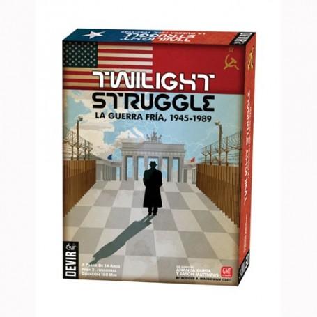 Twilight Struggle, La Guerra Fría 1945-1989 - Devir