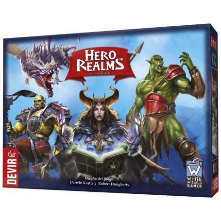 Hero Realms, juego de cartas - Devir