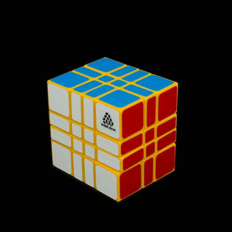 WitEden Camouflage 4x4x3