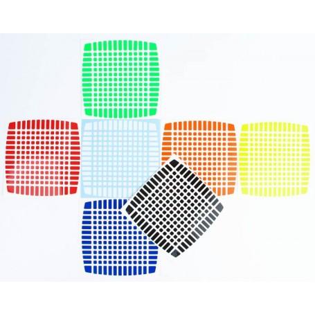 Z-Sticker Moyu 13x13