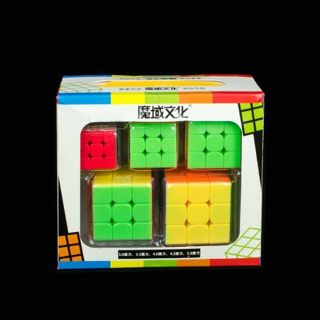 Pack Cubos de Rubik Mini