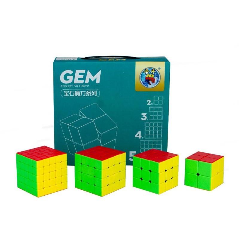 Pack Shengshou Gem Cubes