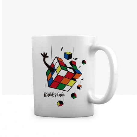 Taza Cubo de Rubik