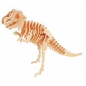 Gepetto's Tyrannosaurus Puzzle 3D