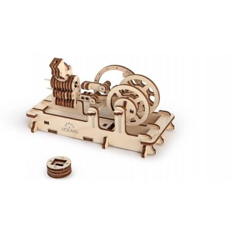 UgearsModels - Motor neumático Puzzle 3D