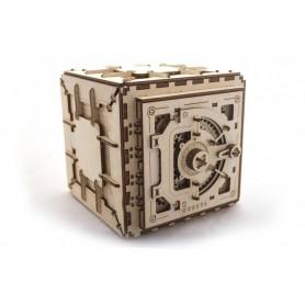 UgearsModels - Caja Fuerte Puzzle 3D