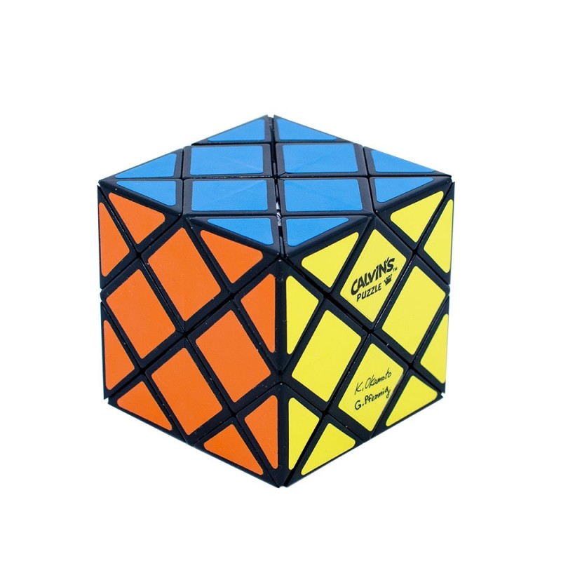 Okamoto y Greg Lattice Cube 6 Colores