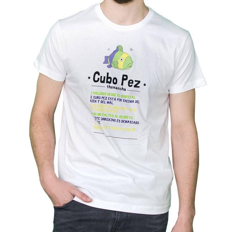 Camiseta TheMaoiSha