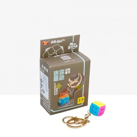 Llavero Cubo de Rubik YJ Mini Pillow 3x3