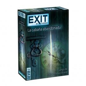 Devir Exit 1- La cabaña abandonada - Juego de escape