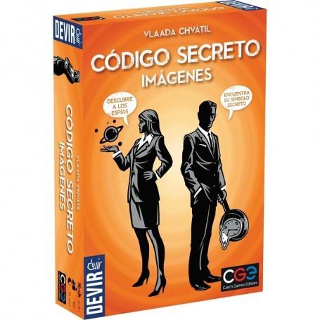 Devir - Código secreto: Imágenes