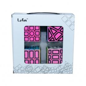 Pack Cubos de Rubik Lefun (Sticker Out Line)