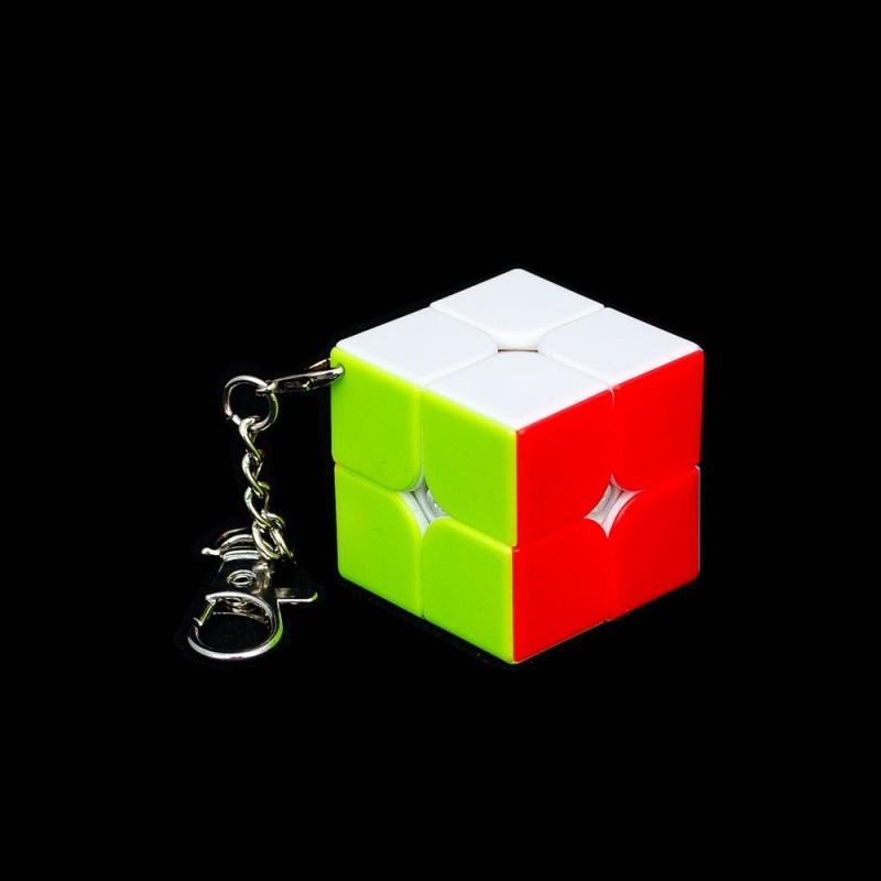 Llavero Cubo de Rubik 2x2 (3.5 cm)