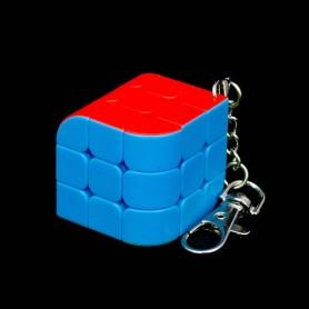 Llavero Penrose Cube 3x3