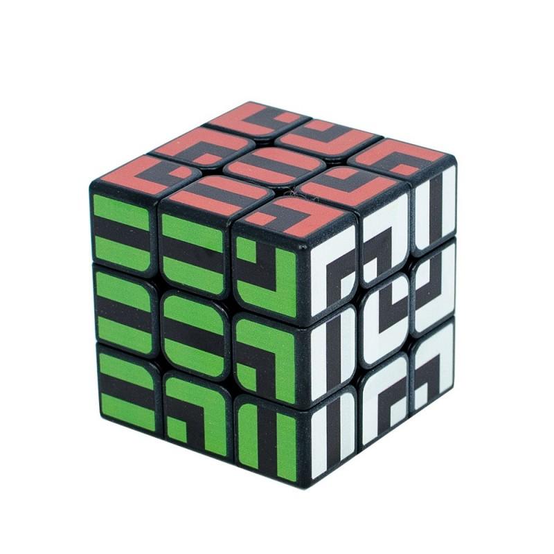 Cubo de Rubik Laberinto 3x3