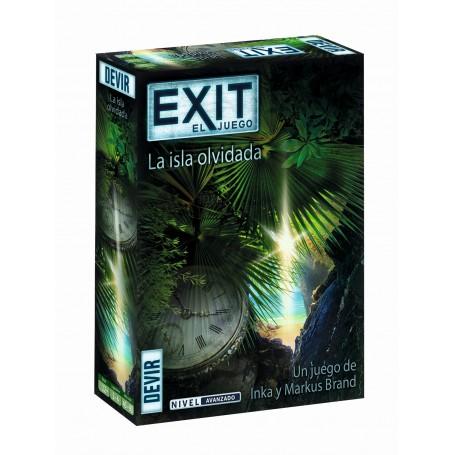 Devir Exit 5: La isla olvidada - Juego de escape