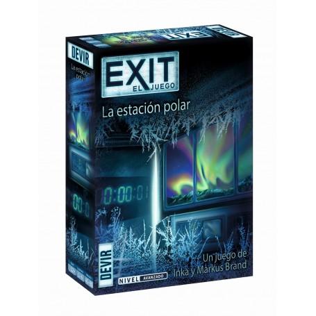 Devir Exit 6: La estación polar - Juego de escape