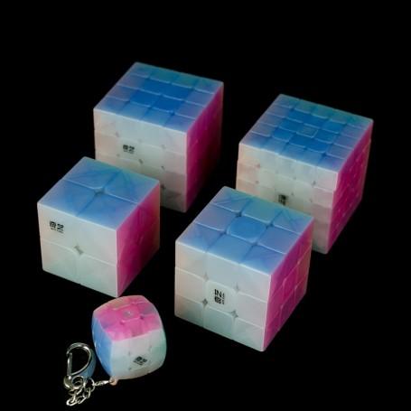 Pack QiYi Jelly Cube (Cúbicos)