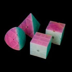 Pack QiYi Jelly Cube (Básicos)