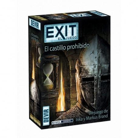 Devir Exit 4: El castillo prohibido - Juego de escape