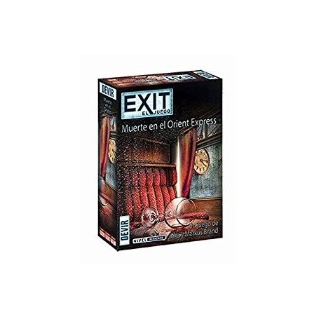 Devir Exit 8: Muerte en el Orient Express - Juego de escape