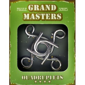 Puzzle Grand Masters Series - Quadruplets