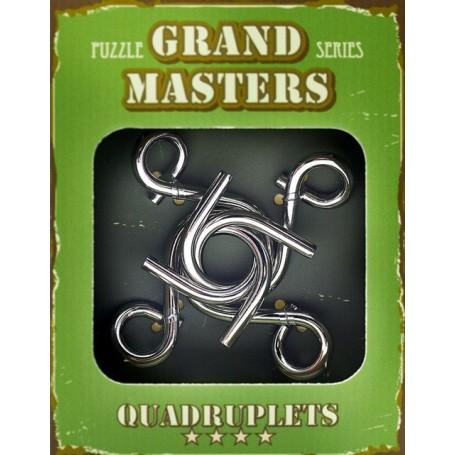 Puzzle Grand Masters Series - Quadruplets