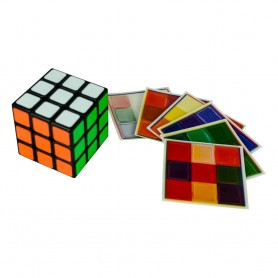 Cubo Rubik 3x3 Two Face