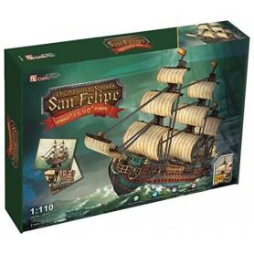 Puzzle 3D CubicFun San Felipe