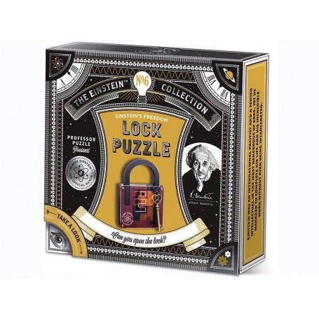Einstein Lock Puzzle