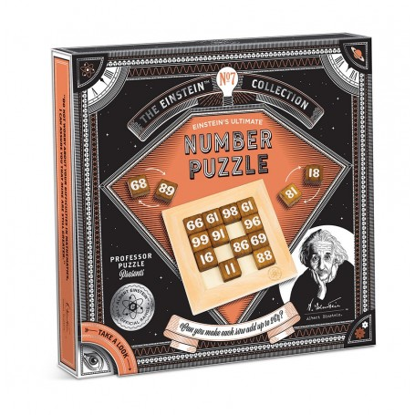 Einstein Number Puzzle